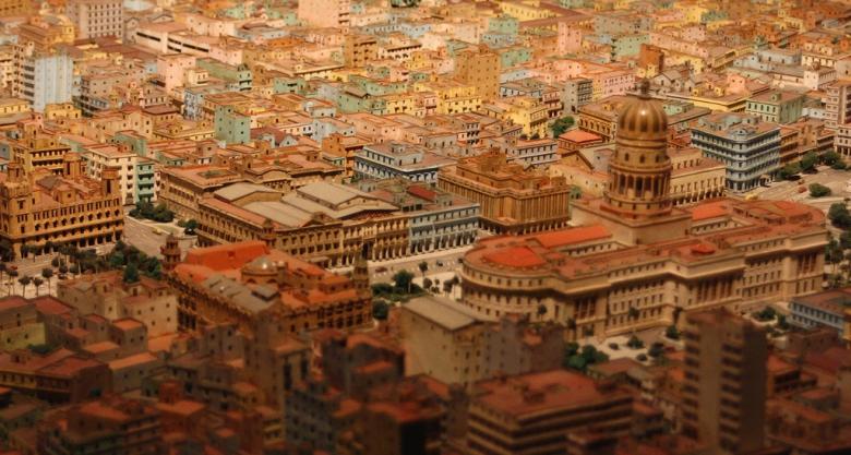Scale Model of Old Havana Turns 17