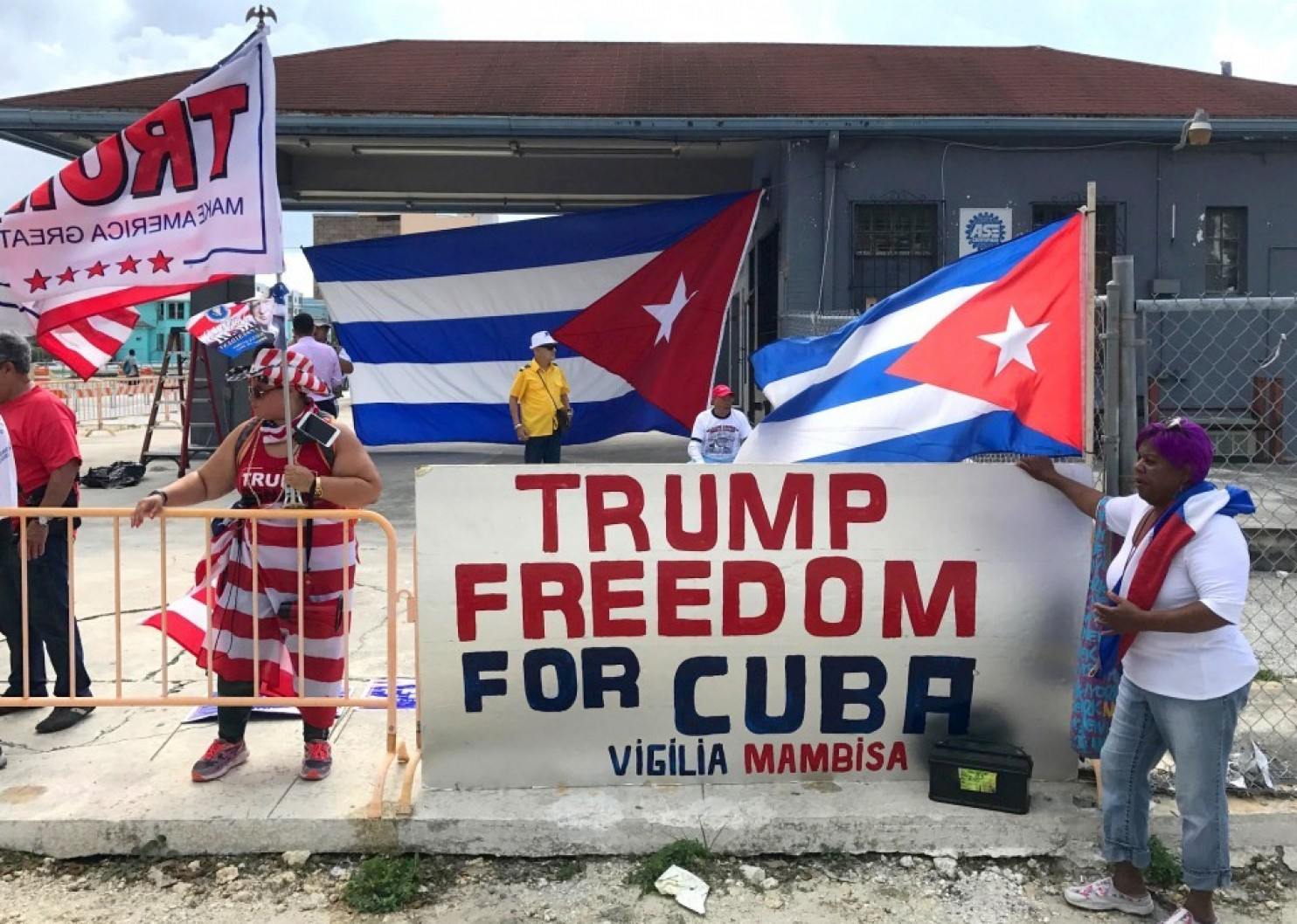 Trump Cuba Travel Restrictions
