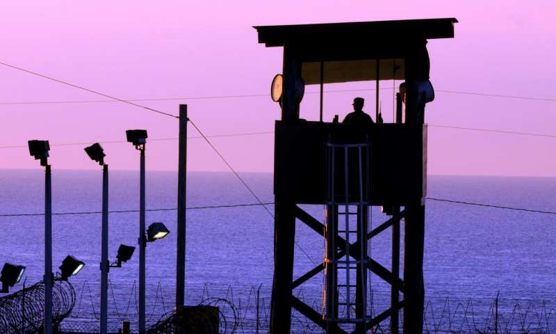 Turn Guantanamo Base into a Marine Research Base?