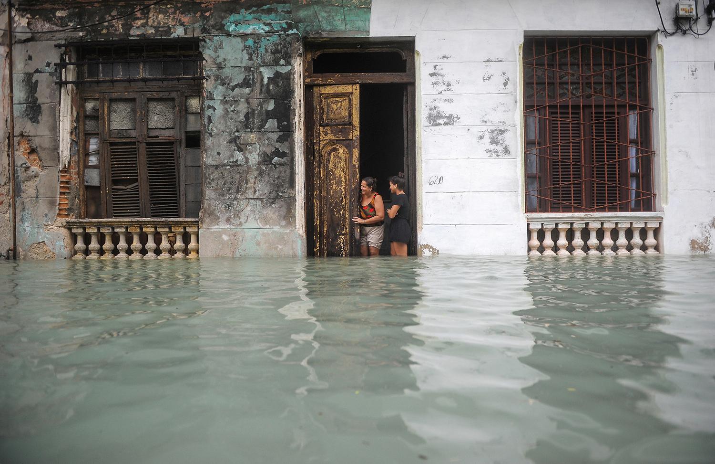 Cuba Recovering from Hurricane Irma